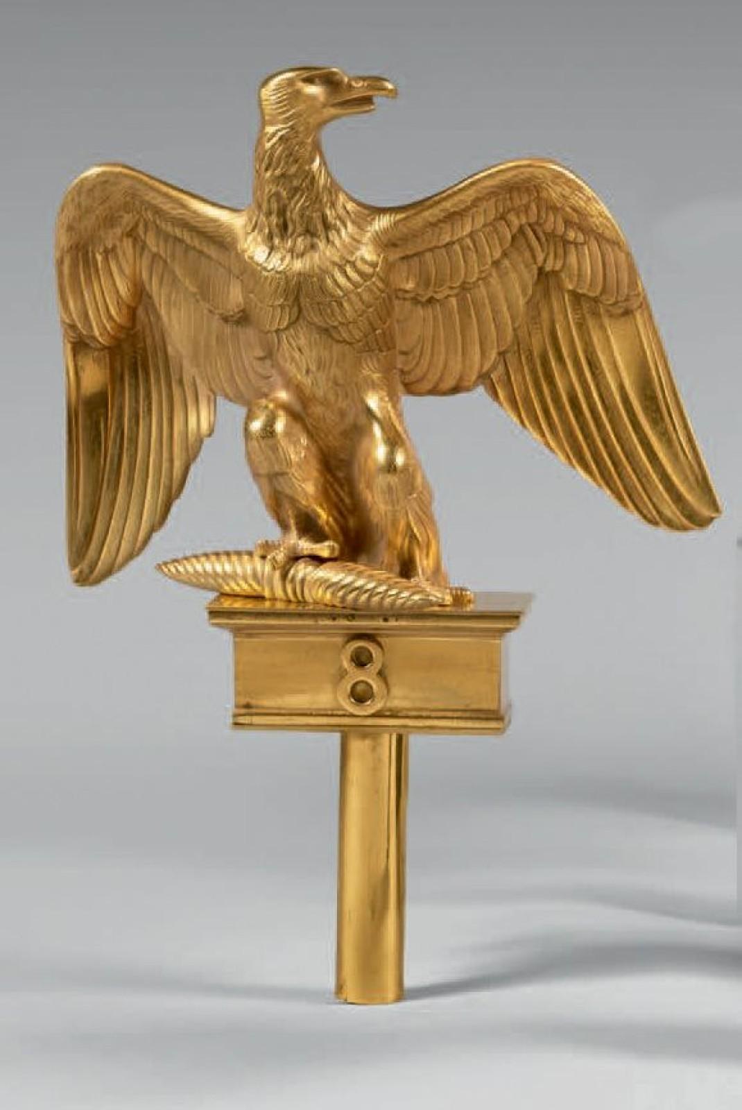 aigle  Empire 1804