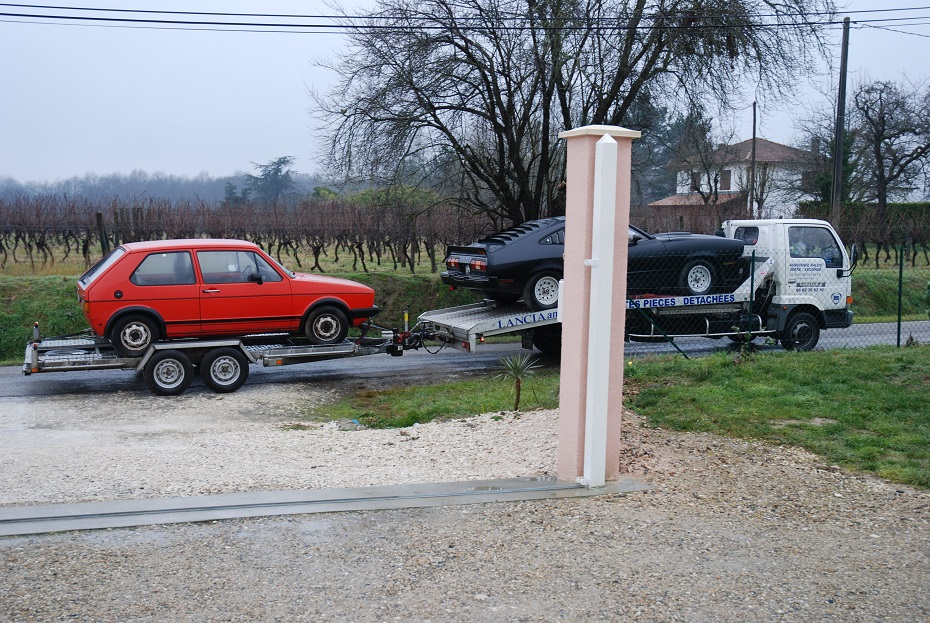 remise en route golf 1 gti chassi A 170121061011146142