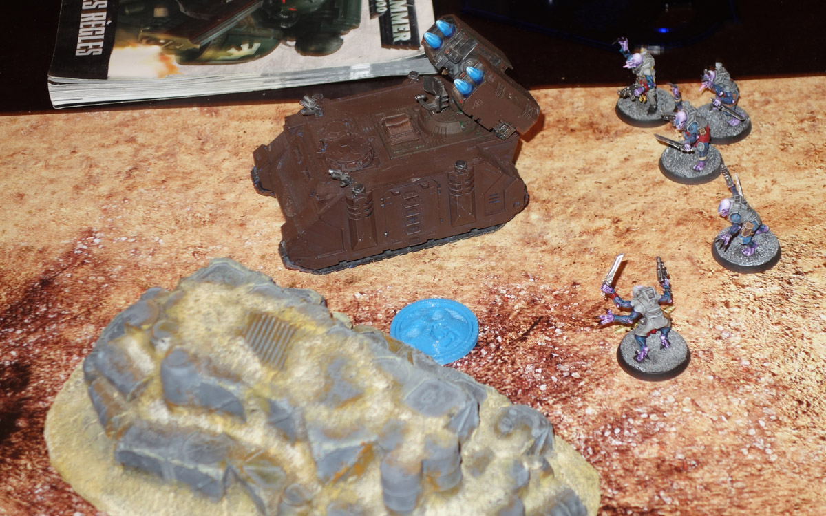 Genestealer Cults Vs. Space Wolves (1000 pts 0 PM) 170121104032851812