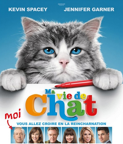 Ma Vie de Chat (2016) TRUEFRENCH - BDRip