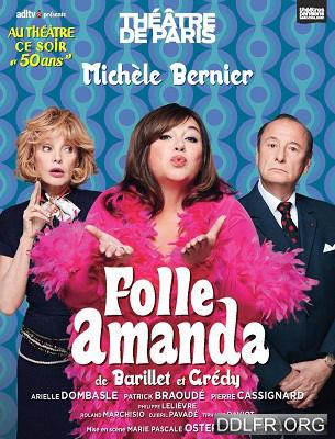 Folle Amanda Michèle Bernier