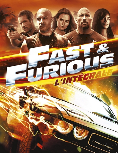Fast and furious intégrales en VF