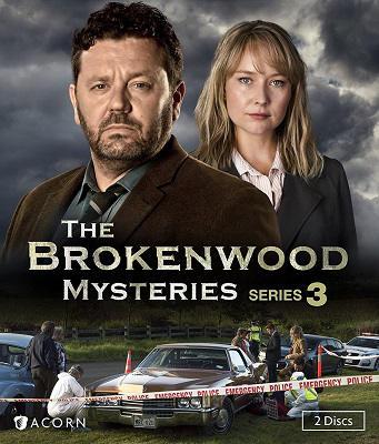 Brokenwood saison 3