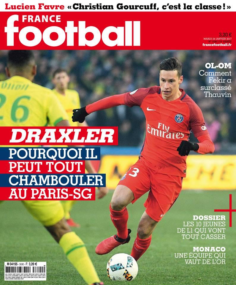 france football n3690 24 janvier 2017