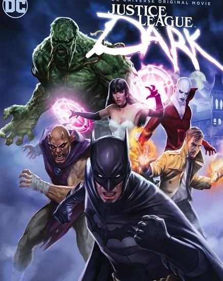 Liga Sprawiedliwości Mrok / Justice League Dark (2017) PL.480p.WEB-DL.Xvid.AC3-K12 / Lektor PL
