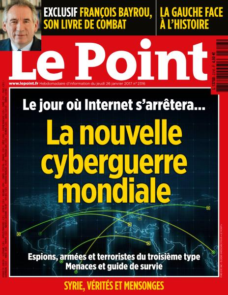 Le Point - 26 Janvier 2017