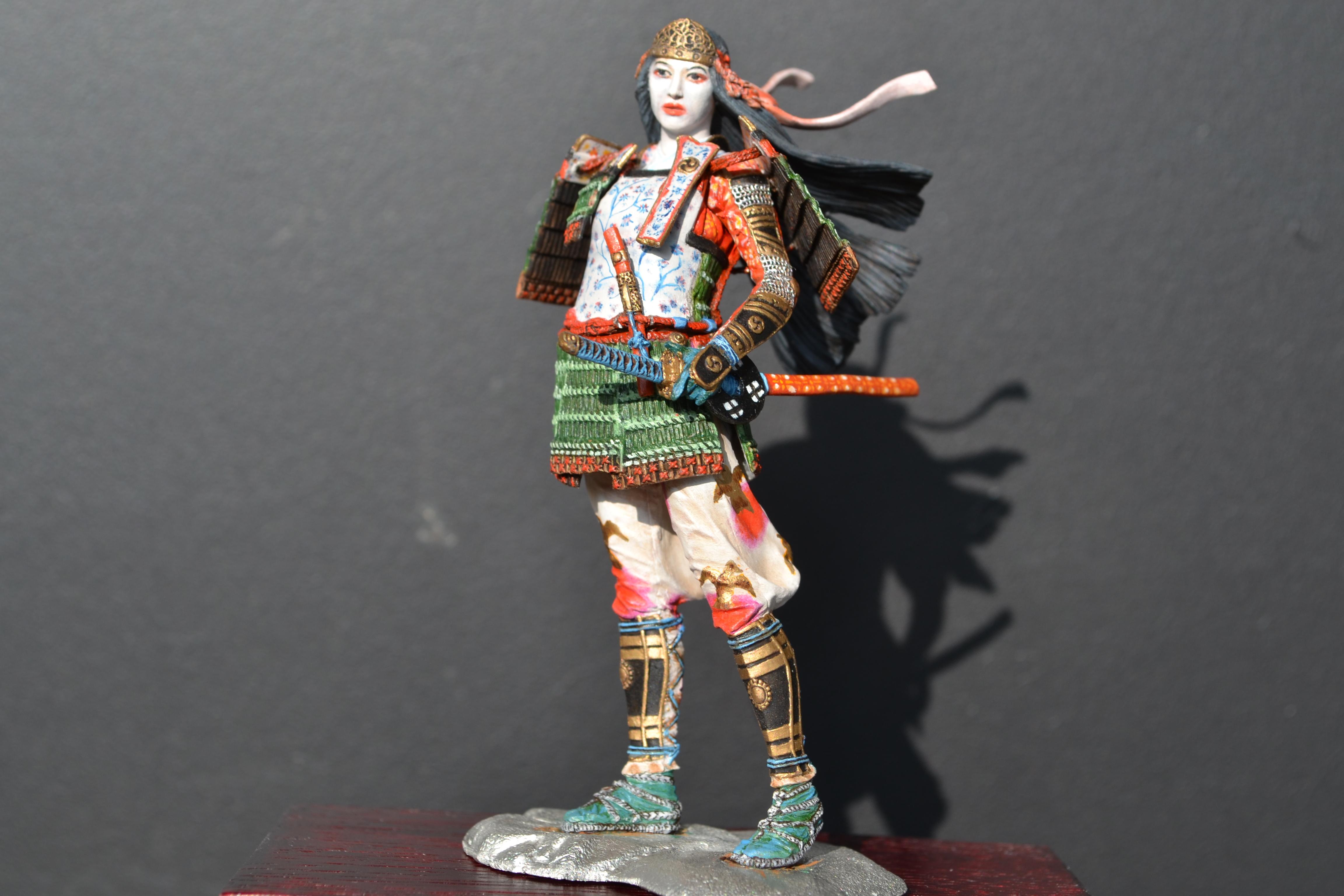 Tomoe Gozen 90 mm 17012602035527686