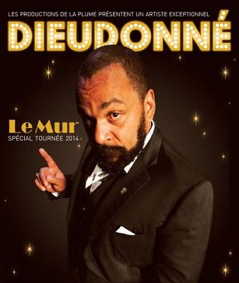 Dieudonné Le Mur french dvdrip 2014