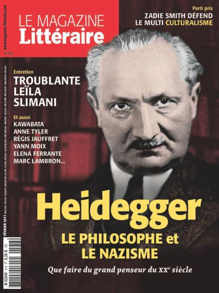 Le Magazine Littéraire - Février 2017