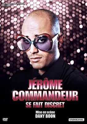 Jérôme Commandeur Se Fait Discret DVDRIP