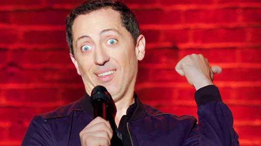 Gad Elmaleh Part en Live Streaming HD