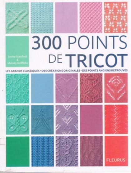 télécharger 300 points de tricot - Lesley Stanfield - Melody Griffiths