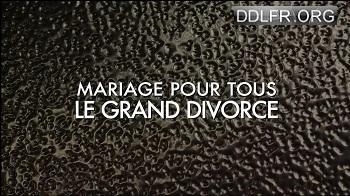 Mariage pour tous, le grand divorce