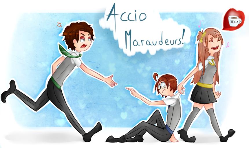 Accio Maraudeurs!