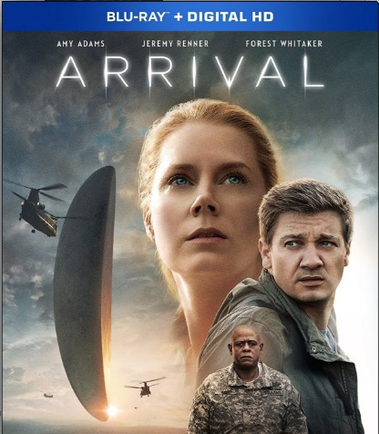 Arrival (2016) poster image