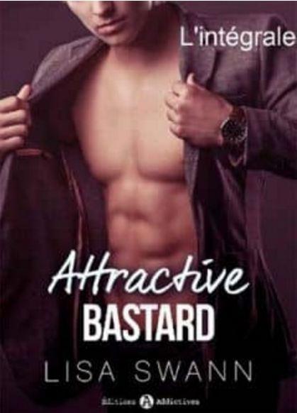 télécharger Attractive Bastard – L'intégrale & Bonus de Lisa Swann – 2017