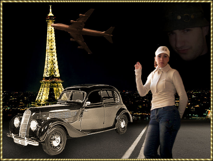 Un viaje a París