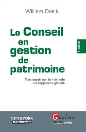 télécharger Le conseil en gestion de patrimoine 9e Edition ( 2016 ). Gualino