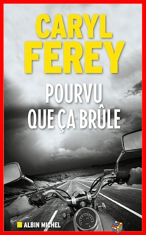 télécharger Pourvu que ça brûle (2017) - Caryl Ferey