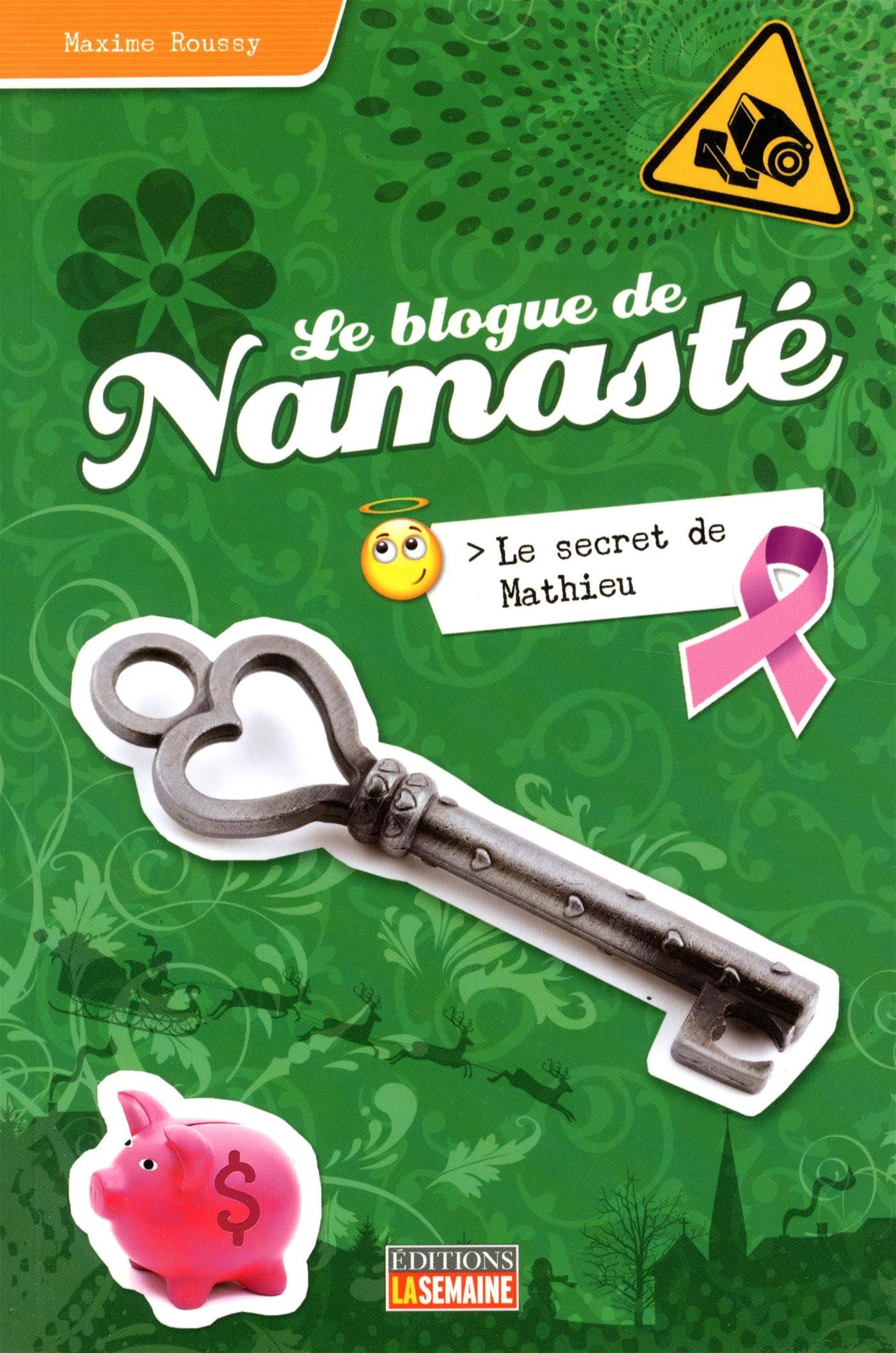 télécharger Le blogue de Namasté - Tome 10: Le secret de Mathieu