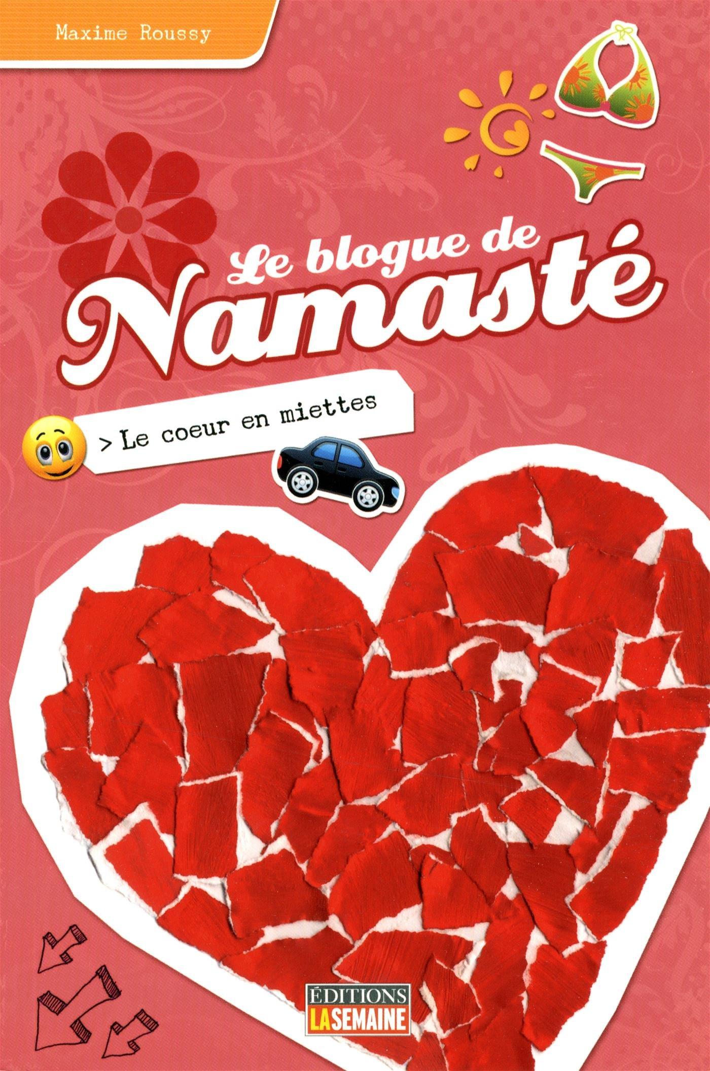 télécharger Le blogue de Namasté - Tome 12: Le coeur en miettes