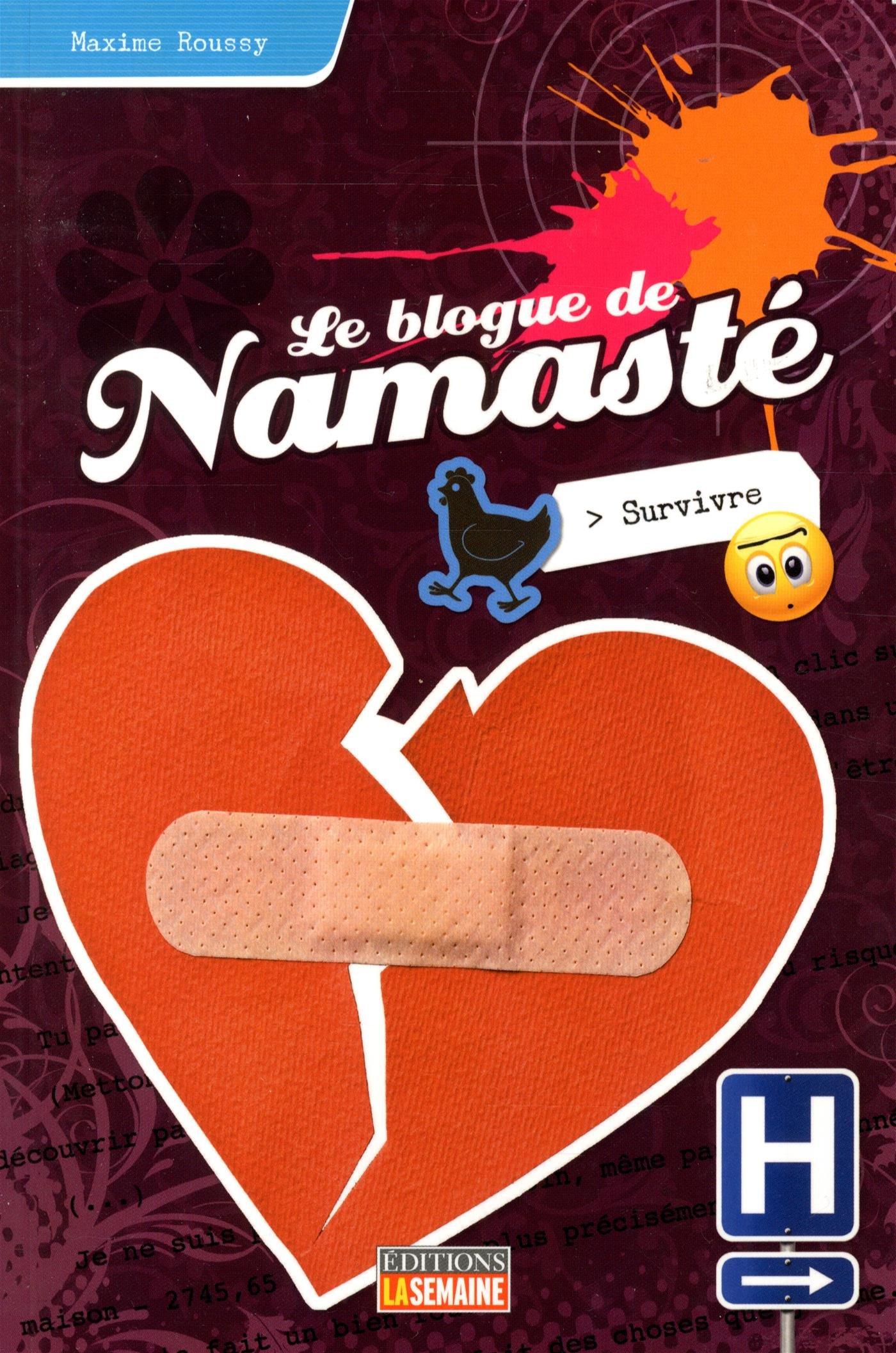 télécharger Le blogue de Namasté - Tome 13: Survivre