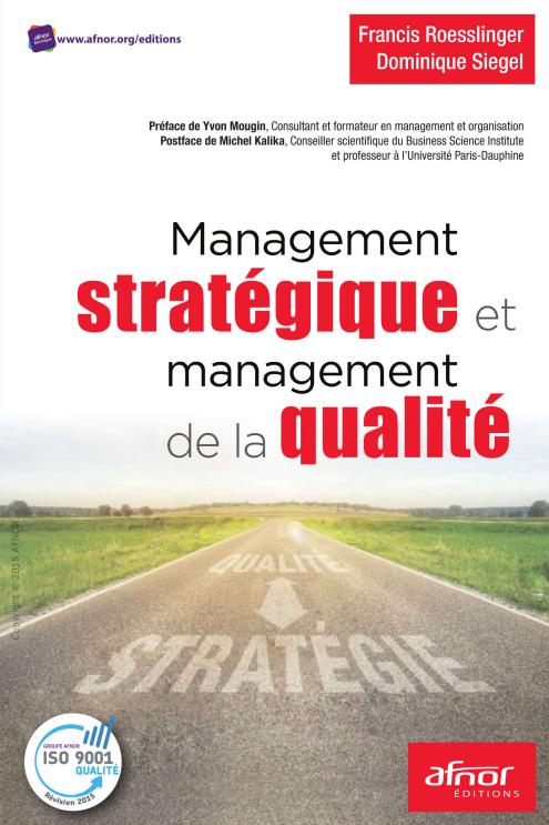télécharger Management stratégique et management de la qualité