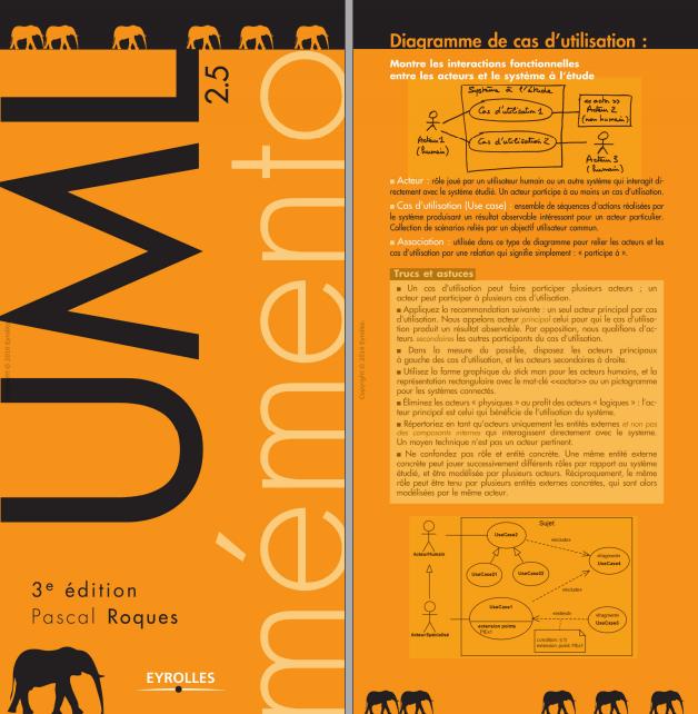 télécharger Mémento UML 2.5 2e Edition