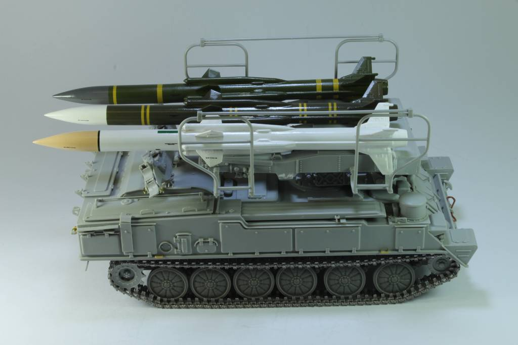 Montage Russia SA-6 Gainful ( 2K12 Kub ) Trumpeter 1/35 170204050647912483