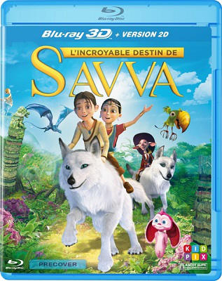 L'incroyable destin de Savva bluray 720p french