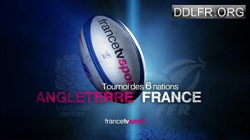 Angleterre Vs France Tournoi des VI Nations 03 Février 2017 HDTV