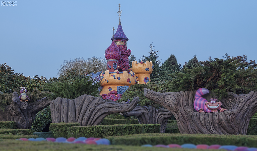 Photos de Disneyland Paris en HDR (High Dynamic Range) ! 170206094648393088