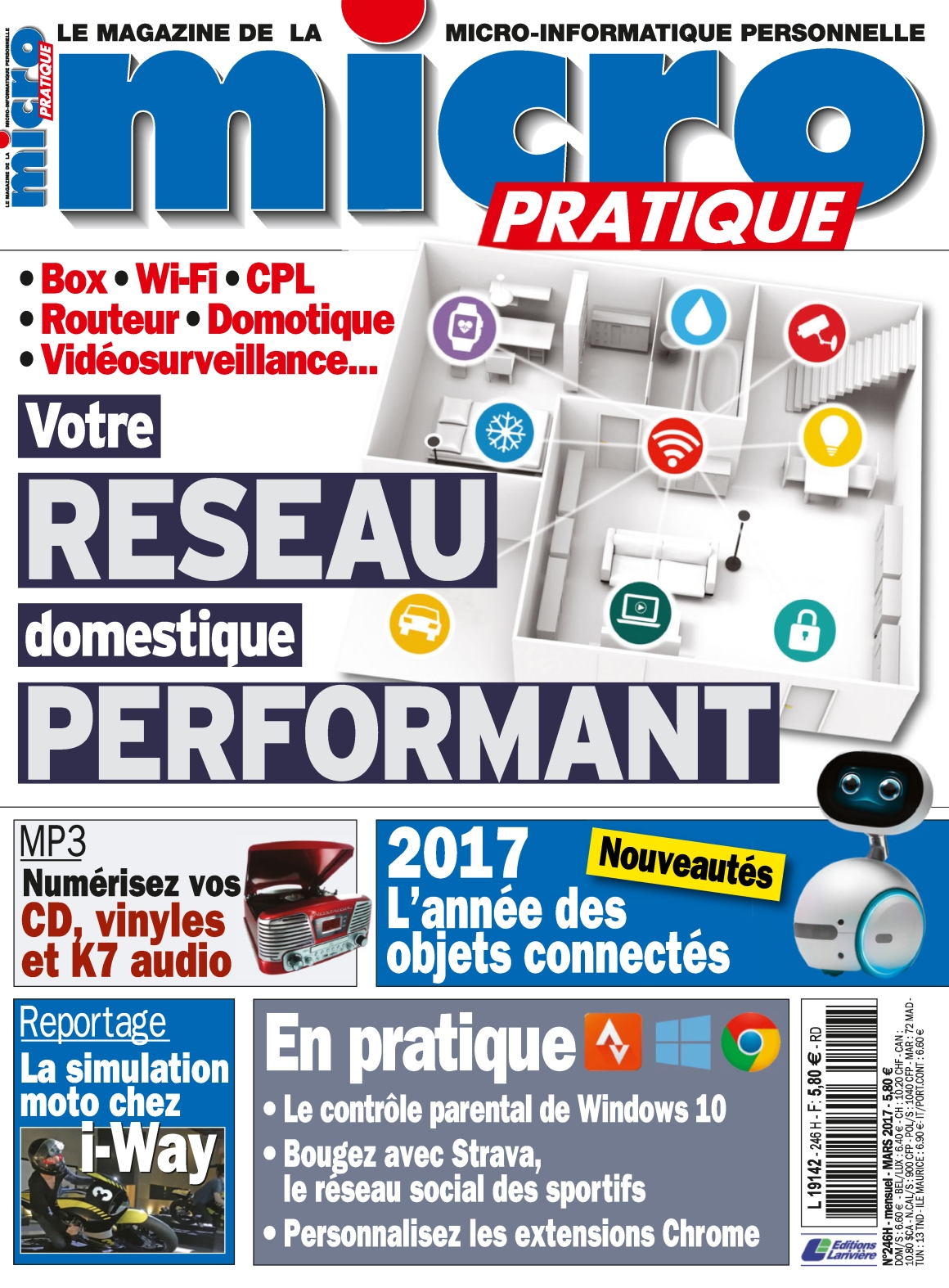 Micro Pratique N°246 - Mars 2017