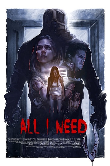 All I Need (2016) PL.HDRip.XVID.AC3.B53 / Lektor PL [IVO]
