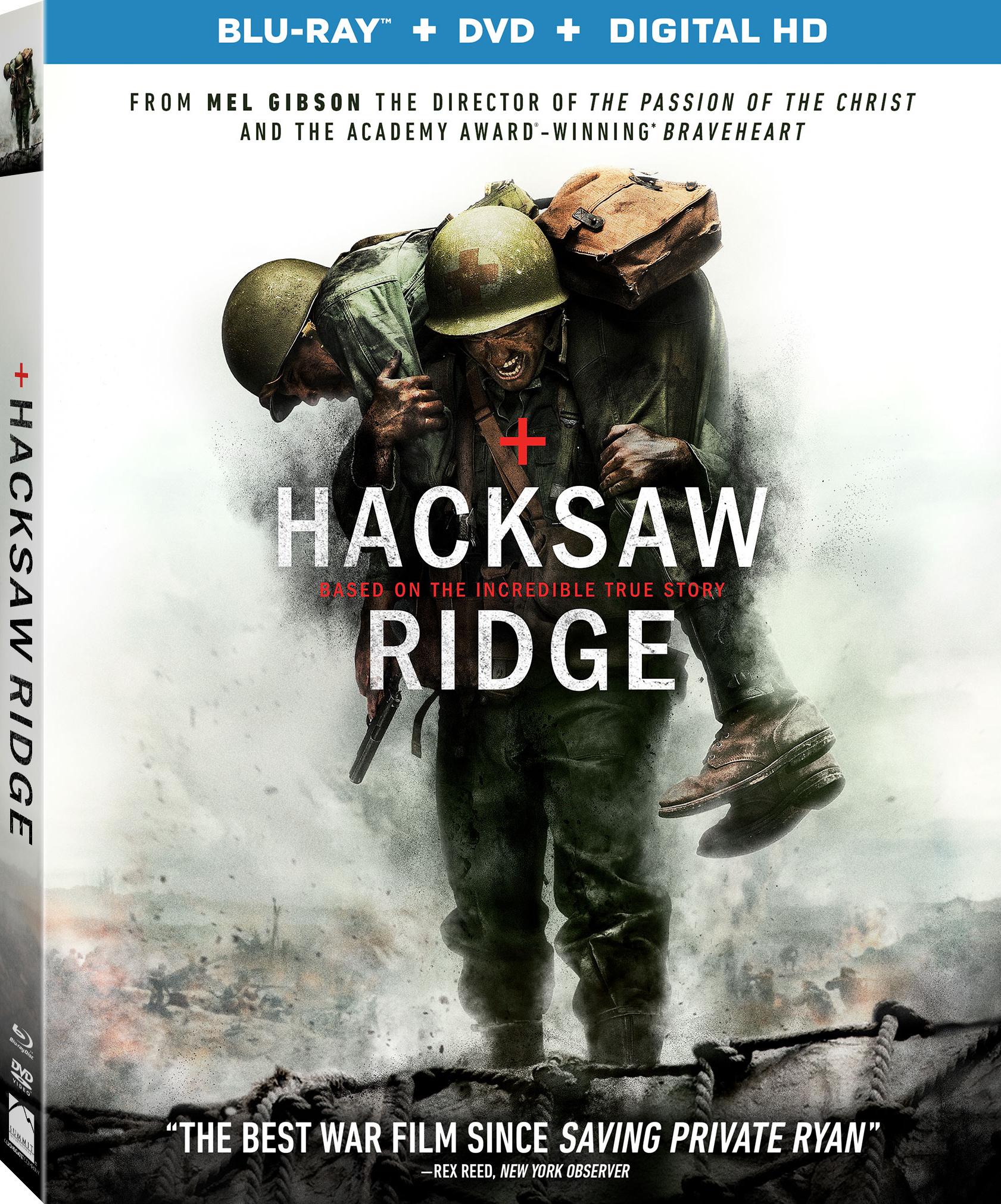 Hacksaw Ridge (2016) poster image
