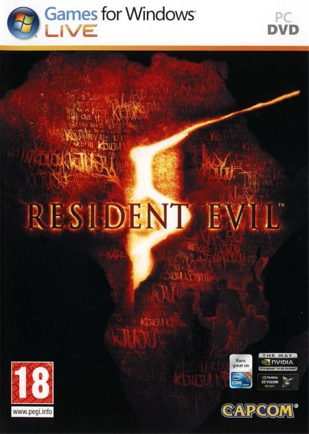 Resident Evil 5 [MULTI][PC]