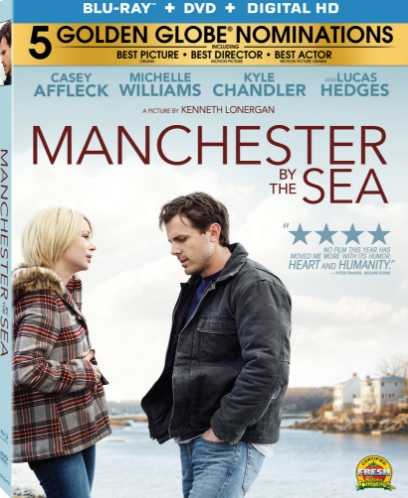 Manchester by the Sea(2016) poster image