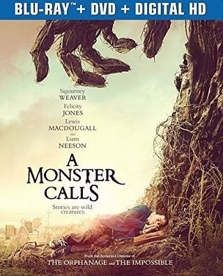 A Monster Calls(2016) poster image