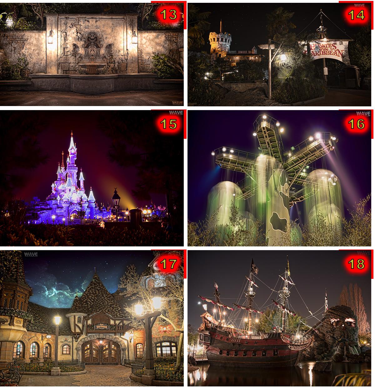 Photos de Disneyland Paris en HDR (High Dynamic Range) ! 17020811090646385