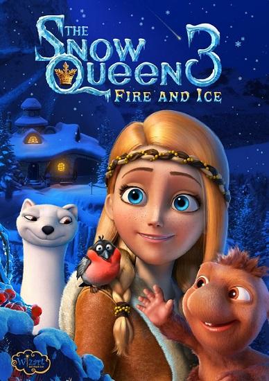 Królowa Śniegu 3: Ogień i lód / The Snow Queen 3 / Snezhnaya koroleva 3. Ogon i led (2016)