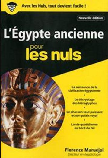 télécharger L'Egypte ancienne poche pour les nuls (2017)