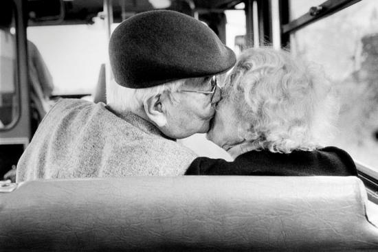 Amour chez les personnes âgées