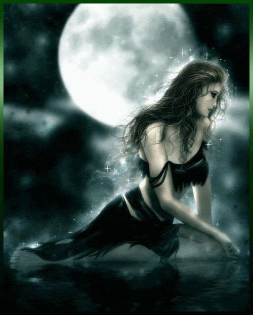 belle brune nuit eau sensuelle ma puce
