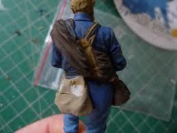 Pionnier Nordiste 75mm JMD-Miniatures (acryliques) 170214052655888314