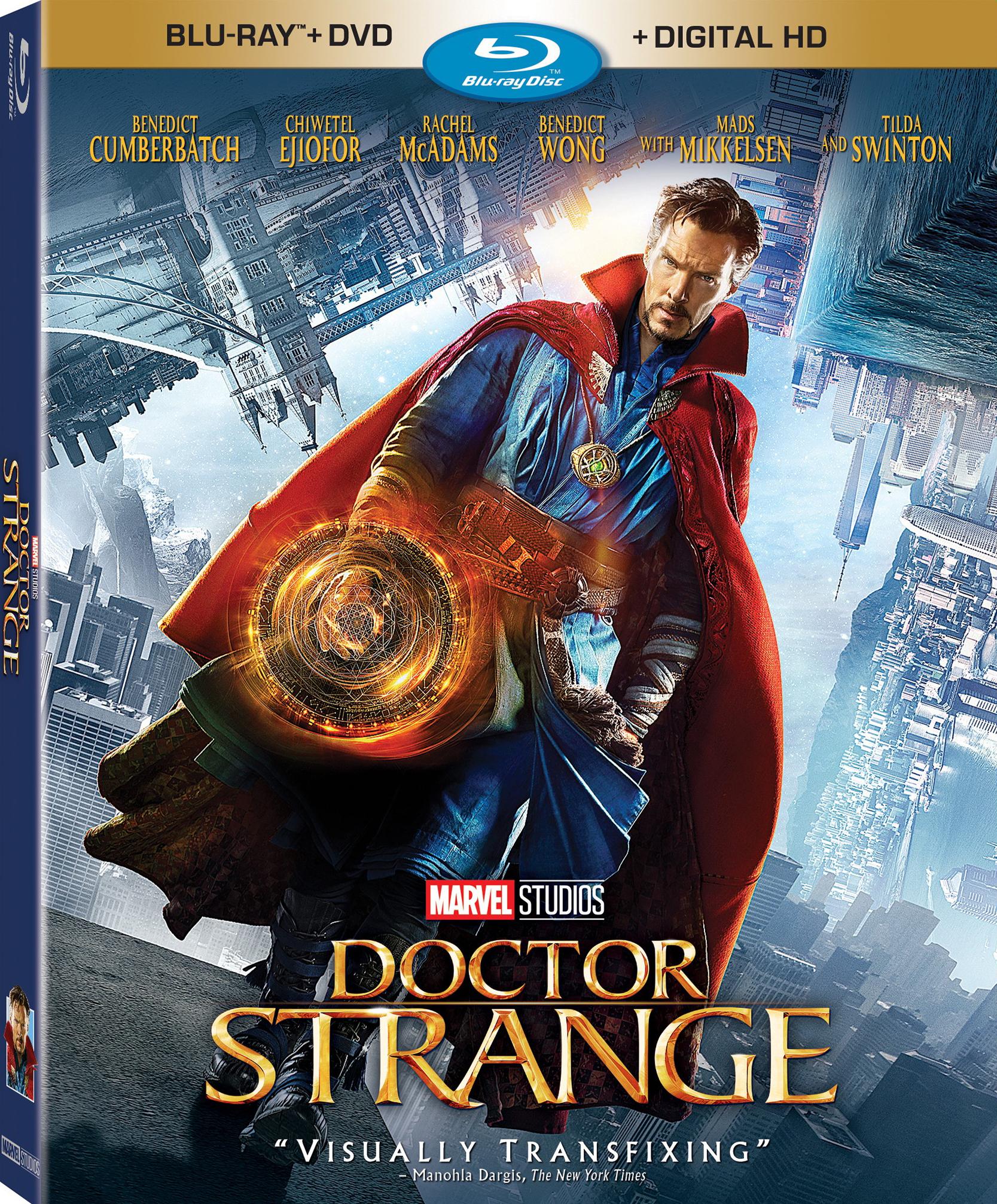 Doctor Strange(2016) poster image