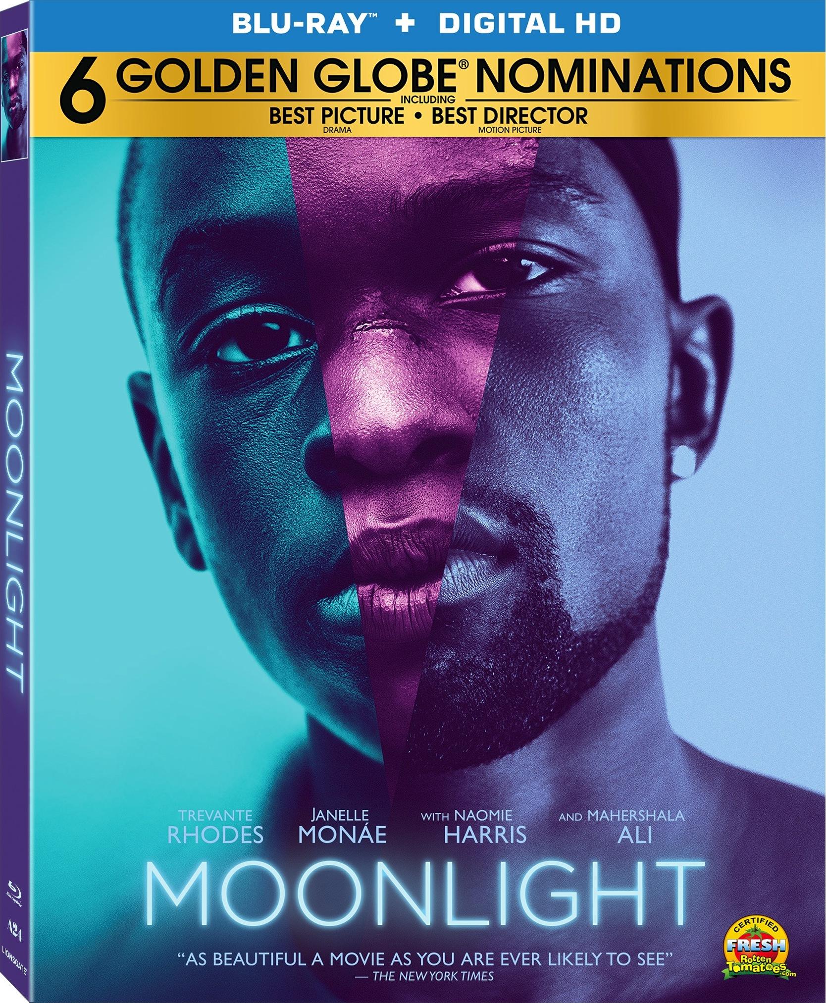 Moonlight (2016) poster image