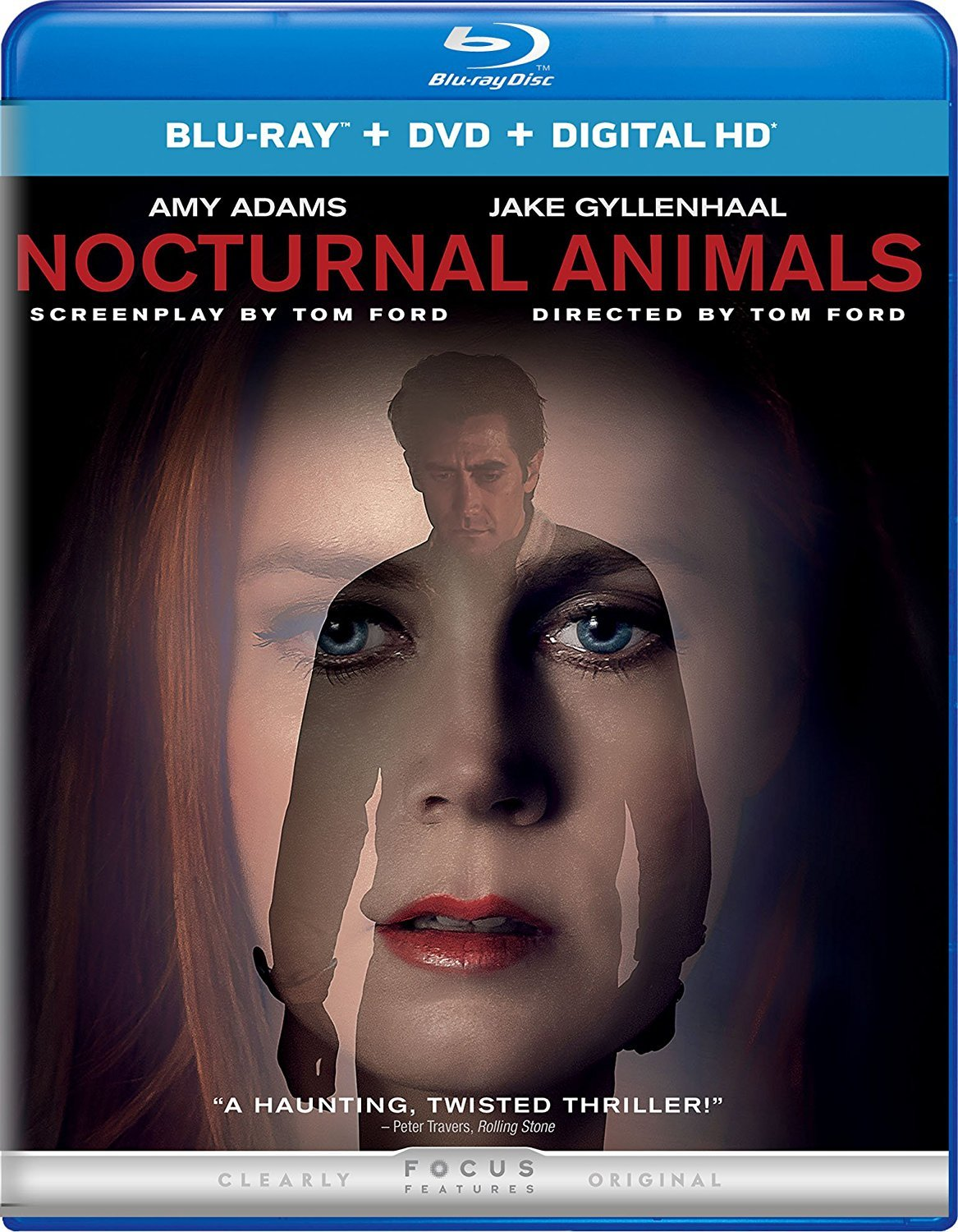 Nocturnal Animals (2016) poster image