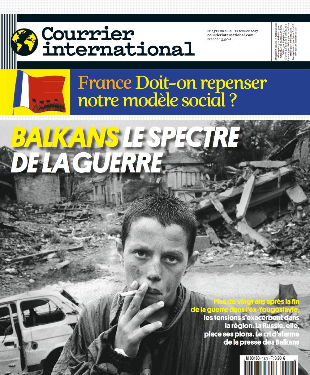 Courrier international N°1372 - 16 au 22 Février 2017