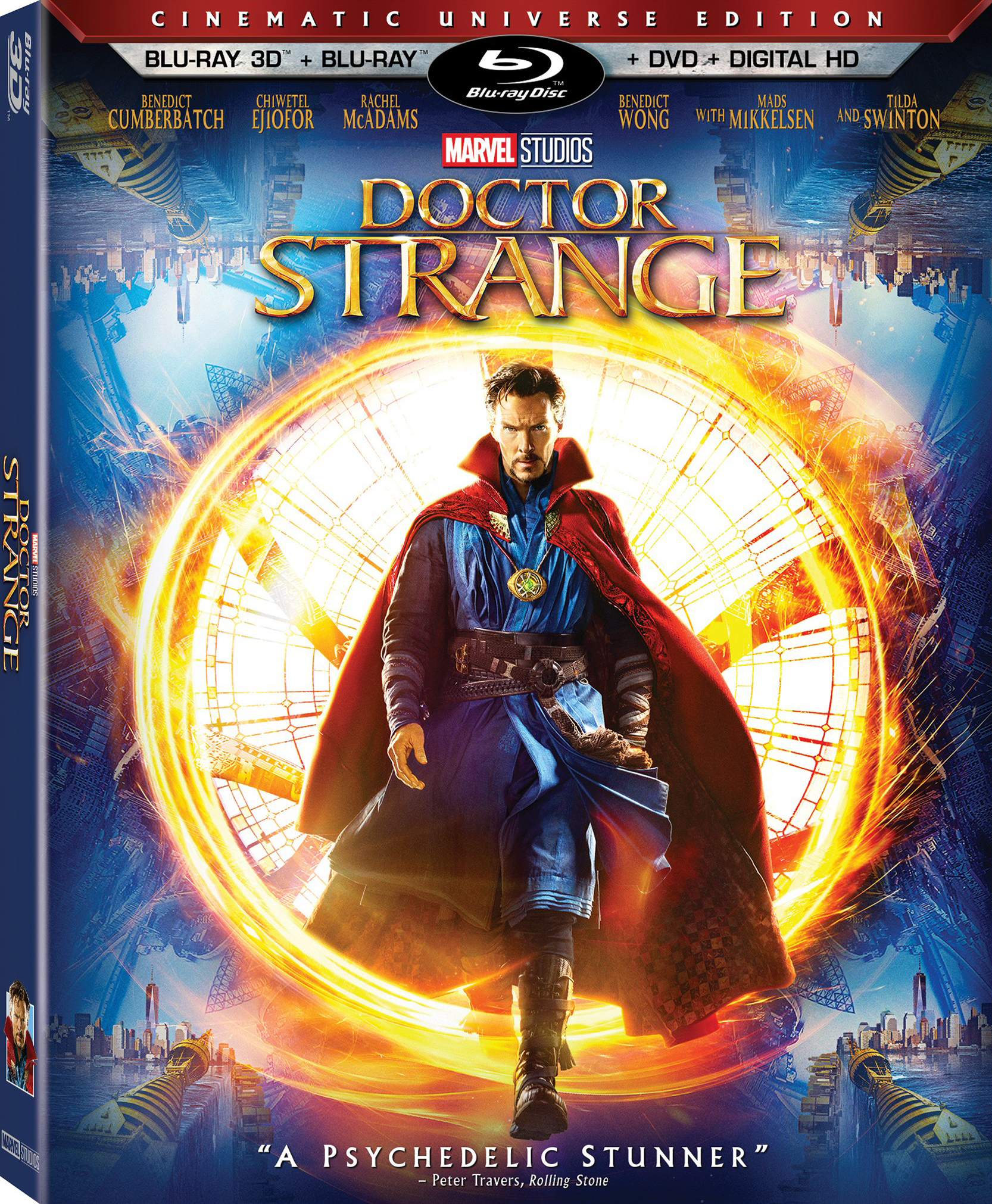 Doctor Strange (2016) poster image