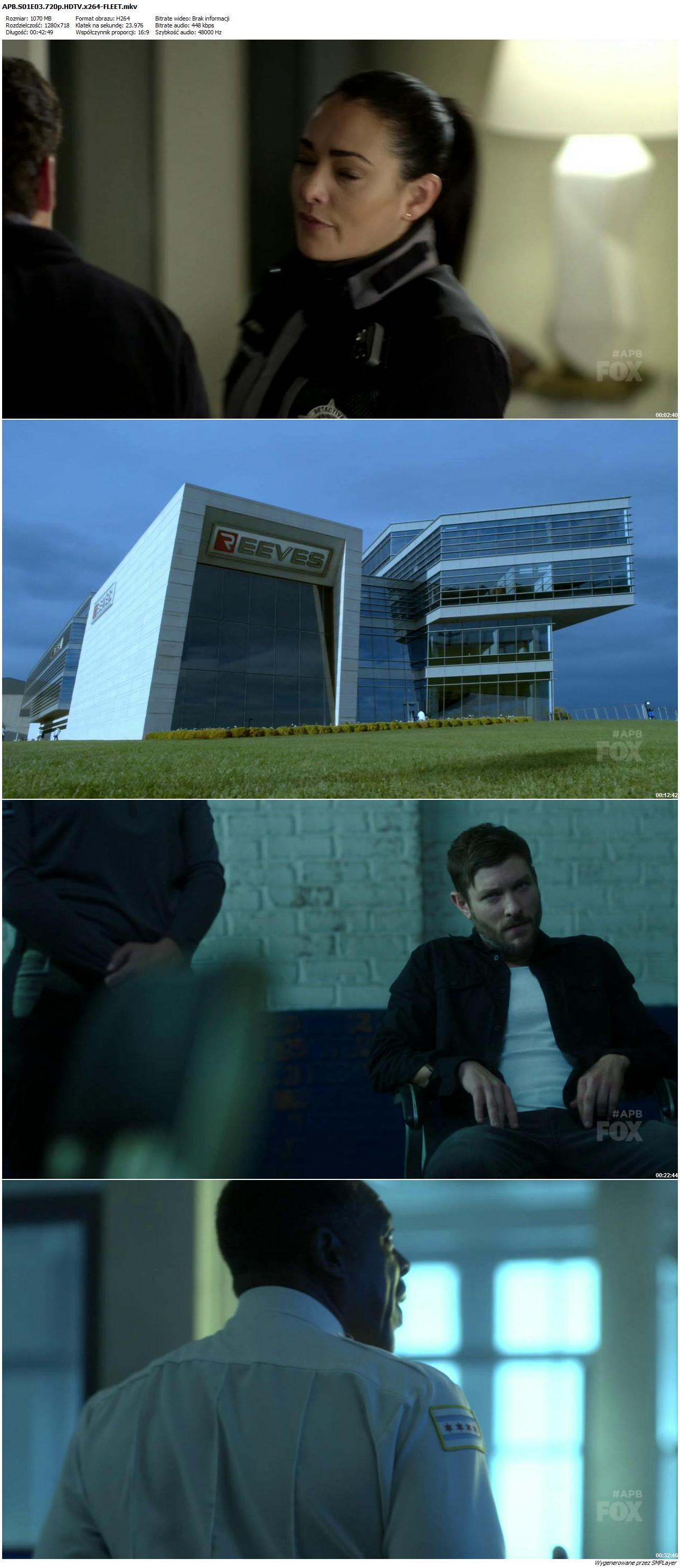 A.P.B. {Sezon 01} (2017)